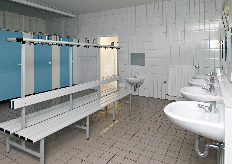 Unsere Sanitären Anlagen   1. Innenansicht