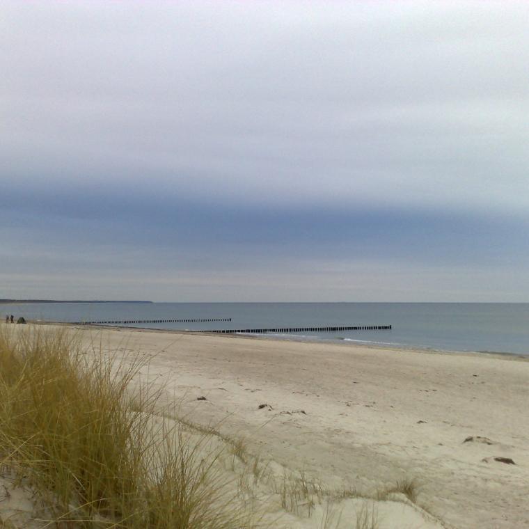 Dierhagen Strand