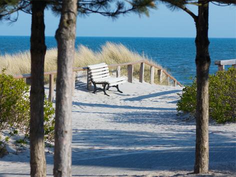Strandzugang Dierhagen
