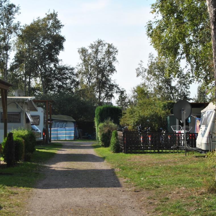 Dauerstellplätze im OstseeCamp Dierhagen